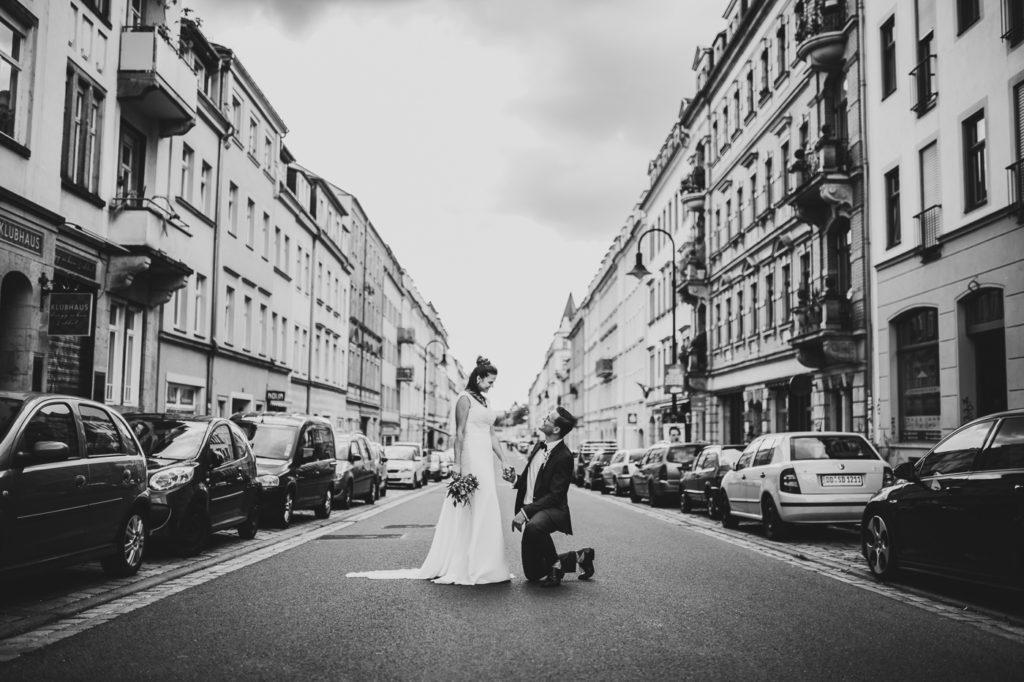 Hochzeit Hochzeitsfotograf St. Pauli Kirche Dresden Hochzeitsfotos Preise Hochzeitsfotografie